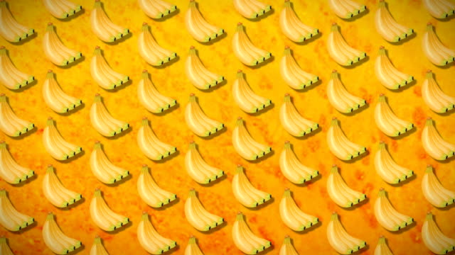 seamless pattern banan video