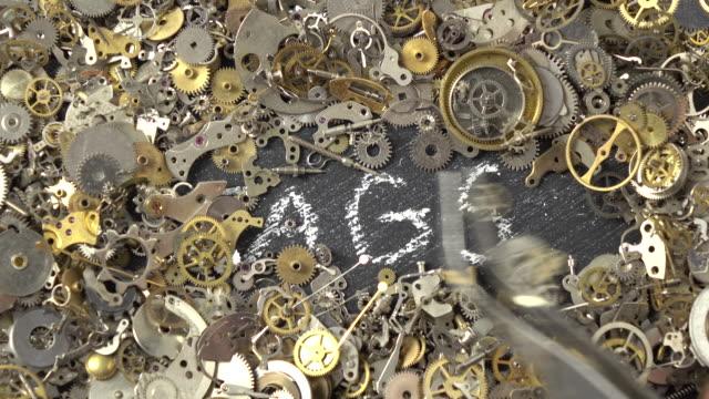 Search Engine Optimization Concept Via Clockwork Parts video