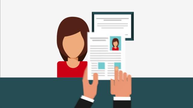 search job design, Video Animation video