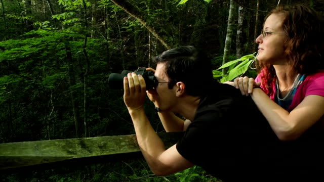 Searching With Binoculars video