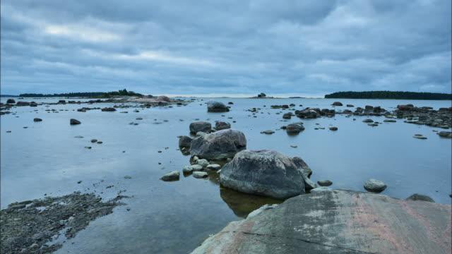 seascape tid förflutit från finland - finland bildbanksvideor och videomaterial från bakom kulisserna