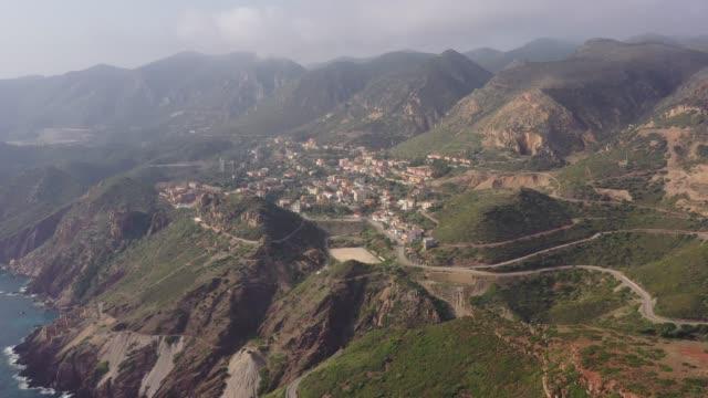 Meerblick auf Pan di Zucchero auf Sardinien – Video