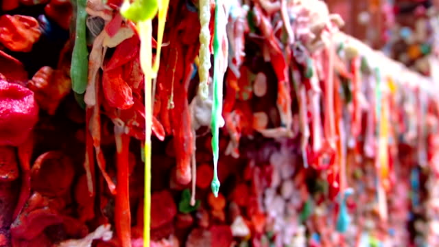 Seattle Gum Wall video