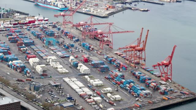 Seattle Shipyard Time Lapse