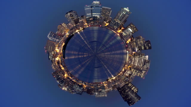 Seattle - Tiny Planet video