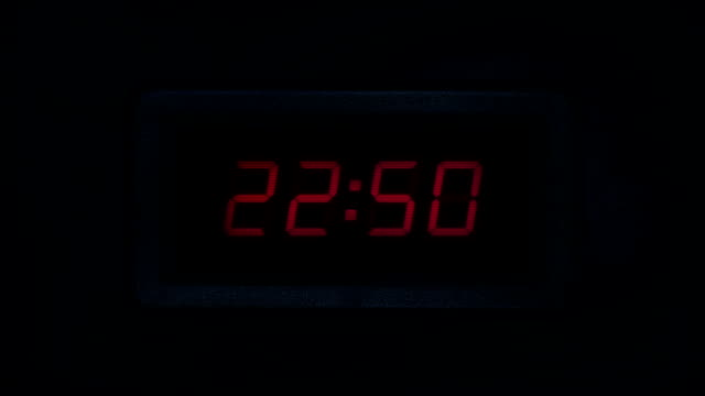 30 Second Count Down Timer Unit Digital timer display counts down from 30 to 0 nuclear missile stock videos & royalty-free footage