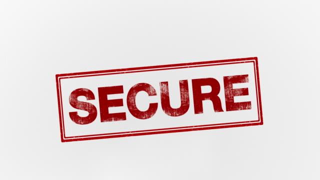 secure - замок средство безопасности стоковые видео и кадры b-roll