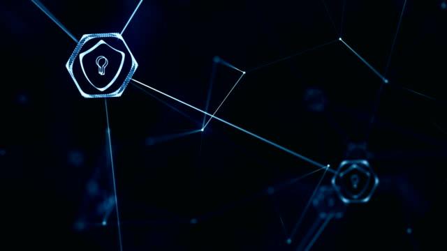 セキュリティ概念。 - 安全点の映像素材/bロール