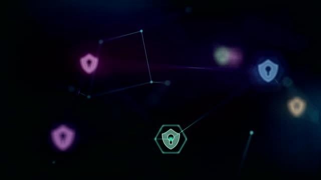 セキュリティのコンセプトを表現します。 - 安全点の映像素材/bロール