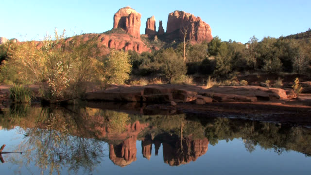 Sedona Arizona Red Rocks Locked video