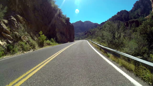Sedona Drive POV video