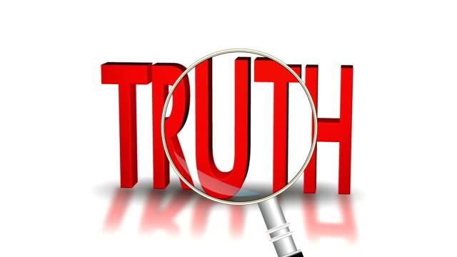 Seeking Truth video