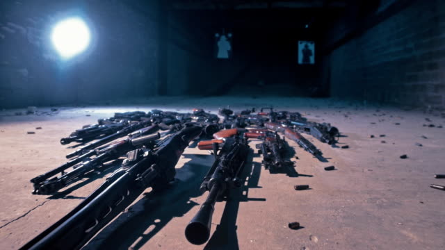 Selection of weapon video