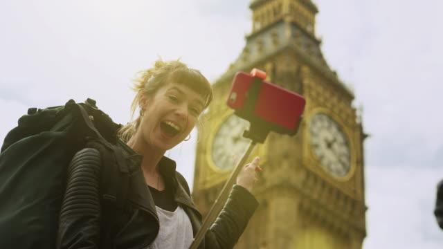 Selfie Big Ben video