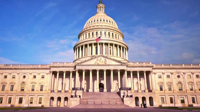 senaten usa. washington dc - dom bildbanksvideor och videomaterial från bakom kulisserna