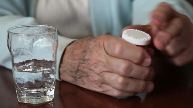 Senior Medication video