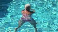 istock Senior Woman Swimming 1172550335