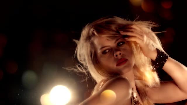 Sensual Blonde Girl video