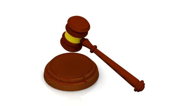 Sentencing, judicial decisions video
