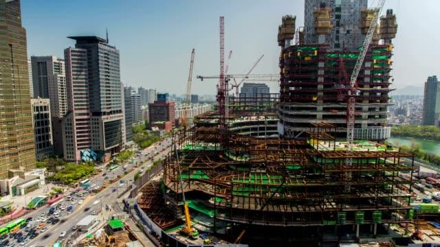 Cidade de Seul - vídeo