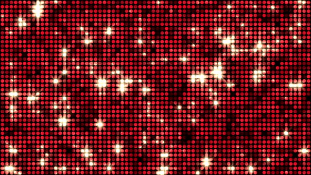 Sequins or reflectors background red Sequins or reflectors background red sequin stock videos & royalty-free footage
