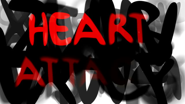 HEART ATTACK : series 'assemble your message' (LOOP) video