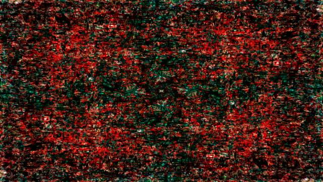 reihe von transzendenz: lateralen, ecstasy, dichter, farbenfrohen (loop - fülle stock-videos und b-roll-filmmaterial