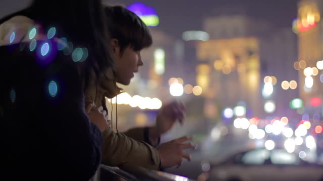 Serious conversation, girlfriend supporting her boyfriend, boy having problems video