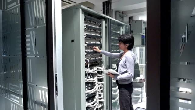 server room video