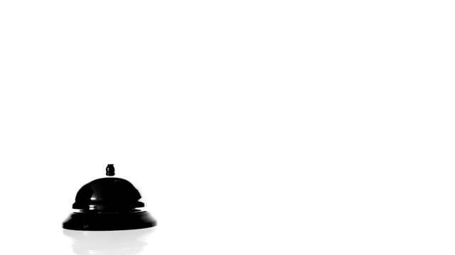 Service bell silhouette video