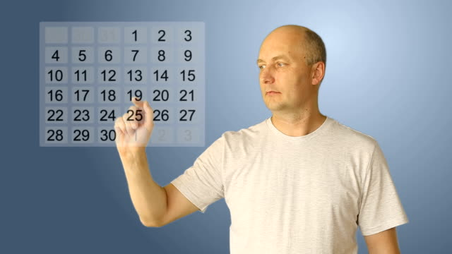 Set gestures tourism ad. White man hand gestures rating calendar stars choice touch thumbs up price. Solid blue grey gradient background. Yes no head nod. Choose dates. Set rating stars. video