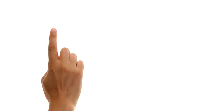 set of hand gestures set of hand gestures pointing stock videos & royalty-free footage