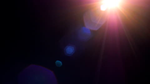 vídeos de stock e filmes b-roll de set of light leaks film effect on black background - chama