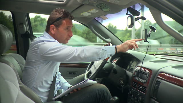HD: Setting The GPS video