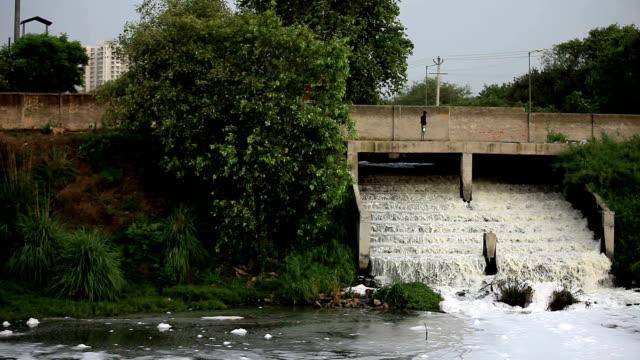 下水 - 有害物質点の映像素材/bロール