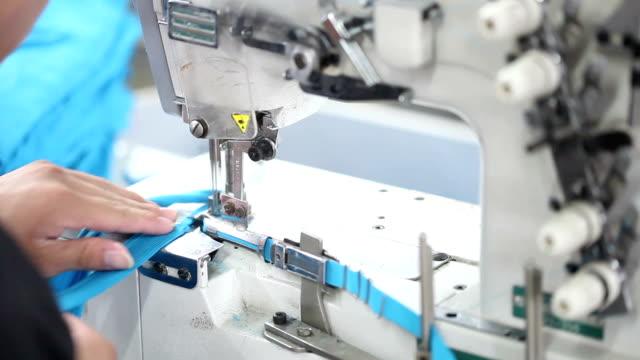 Sewing Machine Close Up video