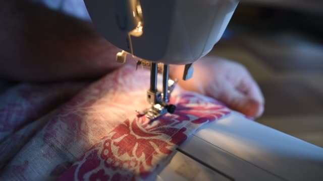 Sewing video