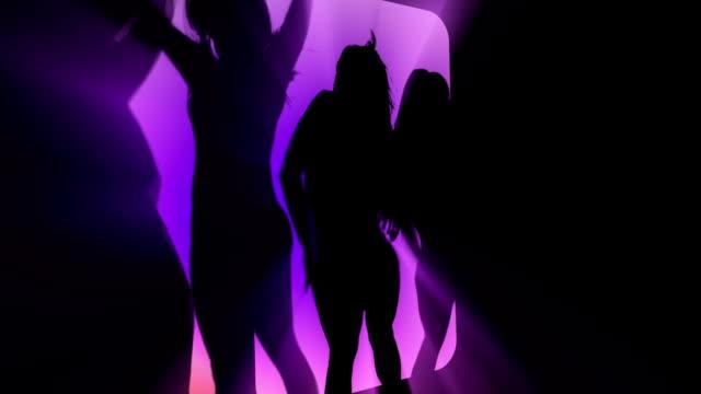 Sexy club dancers video