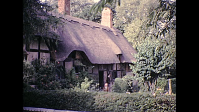 Shakespeare wife Anne Hathaway's Cottage