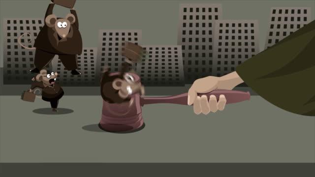 shaking the corrupters (escaping law) - dirty money bildbanksvideor och videomaterial från bakom kulisserna