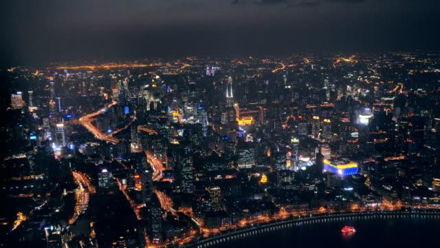 Shanghai Bund, Shanghai skyline video
