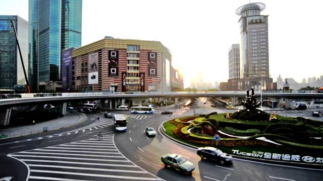 PAN Shanghai Lujiazui Financial Center video