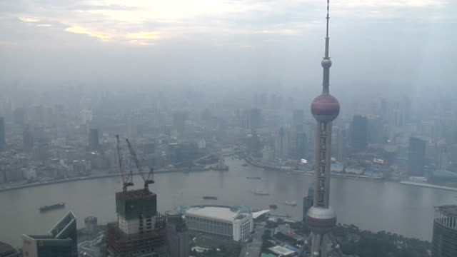 Shanghai Skyline Day 8 video
