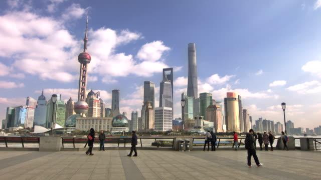 Shanghai The Bund video