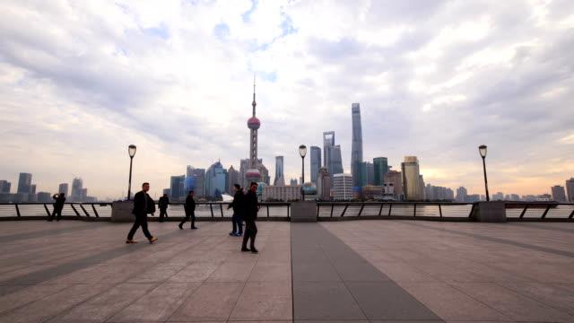 Shanghai, The Bund video