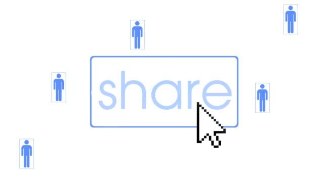 vídeos y material grabado en eventos de stock de compartir - compartir