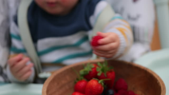 Sharing His Fruit