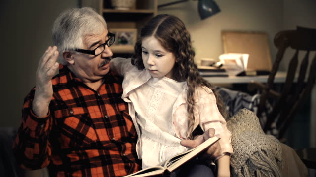 Sharing Knowledge with Granddaughter video