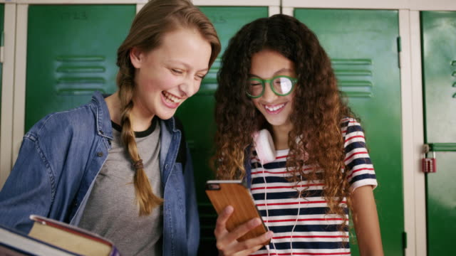 Sharing the high school experience on social media