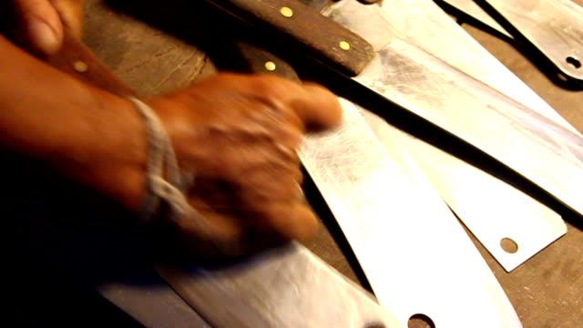 sharp knife video